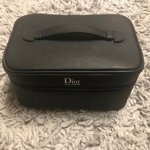 Dior Travel Makeup Bag